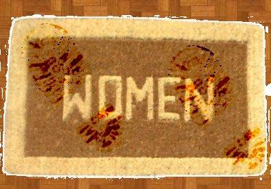 used doormat