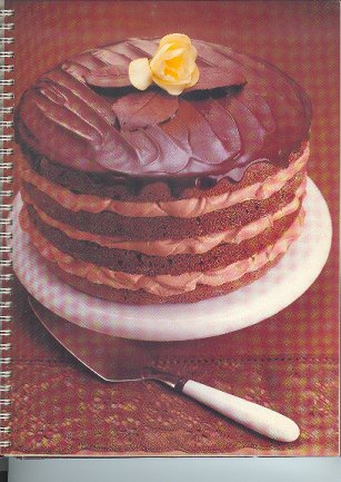 Creme de Cacao Torte
